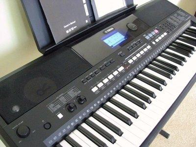 YAMAHA 山葉電子琴PSR-E443
