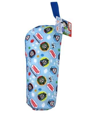 【卡漫迷】 Thomas 水壺 保溫袋 ㊣版 湯瑪士 小火車 保溫 保冷 外出 火車頭 杯袋 隨手杯袋 水杯袋 三麗鷗