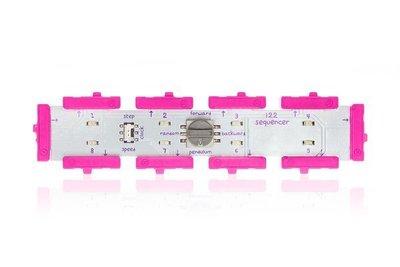 美國 littleBits 零件 (input): SEQUENCER (8折出清)