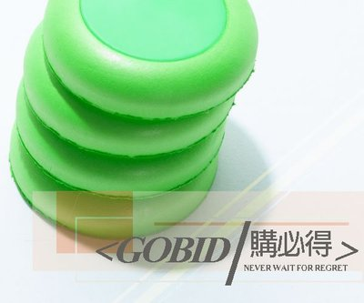 NERF 四發 飛盤彈 子彈 海綿彈 玩具槍 軟彈 GOBID