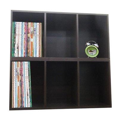 可刷卡!!現代-032兩入組DIY超厚五分板 萬用櫃 組合櫃 三層櫃 收納櫃 餐櫃 鞋櫃 書櫃 書桌 書架