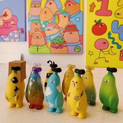 可選款 Flabjacks Banana Boo 香蕉盲盒 公仔 生日禮物 交換禮物 稀有 絕版 送男友 送女友     愛麗小屋@店 wsw