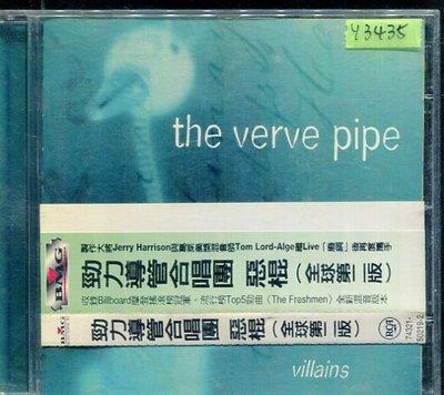 *還有唱片行* THE VERVE PIPE / VILLAINS 二手 Y3435