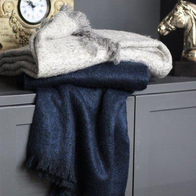 ❀蘇蘇購物館❀新款仿馬海毛純色休閑裝飾毛毯 沙發搭巾 床尾 THROW 北歐