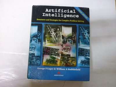 [184二手書_原文書類] Artificial Intelligence ~George F Luger~下標即結