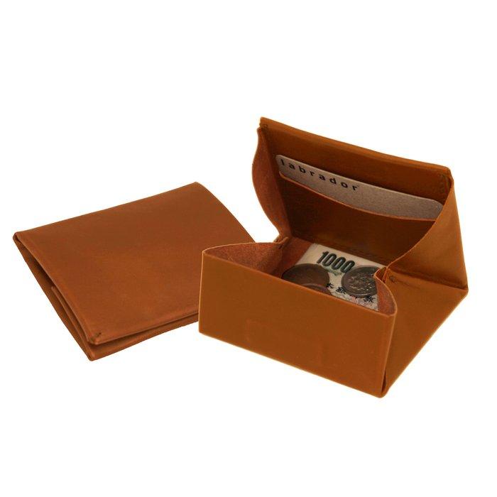 labrador 摺疊零錢包 (3色)
