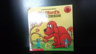 【童書】【英繪】Cliffords good deeds