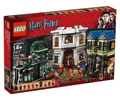 Lego 10217 Harry Porter - Diagon Alley