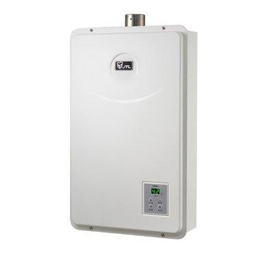 【婦品廚藝生活館】喜特麗 JT-H1632 / 1622(桶裝)16L〈屋內型〉數位恆溫,FE強制排氣式 @喜特麗熱水器