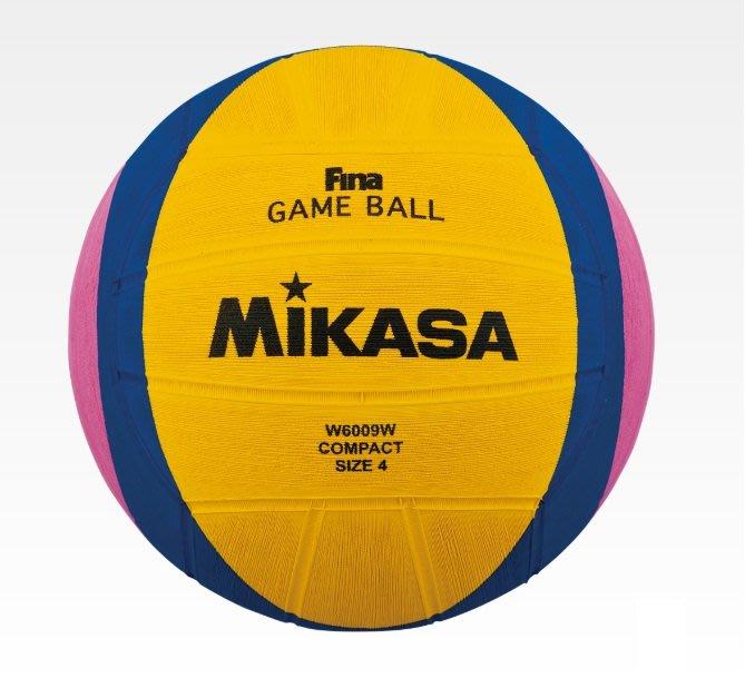 【綠色大地】MIKASA 國際女子水球比賽指定球 4號 ANGO CONTI Vega MOLTEN Spalding