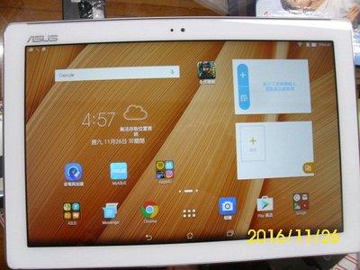 10吋平板 ASUS ZenPad 10 2G/16G LTE版 Z300CL 升級至 安卓6.0 幾無刮痕 附盒裝
