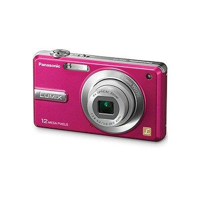 國際牌 Panasonic Lumix  數位相機 粉紅色 (DMC-F3-P)