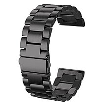KINGCASE (現貨) Garmin Fenix3錶帶錶帶 fenix3 HR不銹鋼三株錶帶