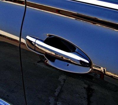 圓夢工廠 Lexus ES ES200 ES250 2016~2018 改裝 鍍鉻銀 車門門把手蓋 把手上蓋 飾片貼