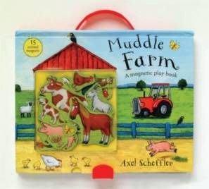 *小貝比的家*MUDDLE FARM/精裝磁鐵書