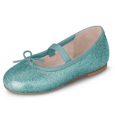 【愛寶貝】澳洲Bloch 蝴蝶結芭蕾舞鞋(小童)_BT1316_LBL