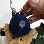《Amys shop 》英國購回~Harrods 超可愛綠色風笛手/郵差/警察/皇家衛兵/紅色衛兵小熊鑰匙圈~現貨