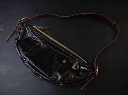 【Cherry Juice x Ken】Athena Saddle Bag Horween Horsehide 馬皮包