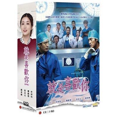 『光碟超市』/韓劇-就是喜歡你-DVD-全20集-全新正版--起標價=結標購 13/5