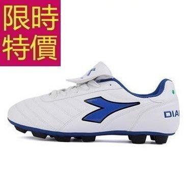 足球鞋-造型輕盈與眾不同運動男釘鞋4色63x3[獨家進口][米蘭精品]
