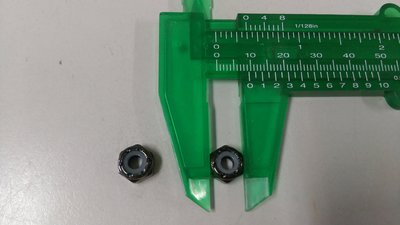 [ Ram Mounts 零件編號60 ] RAM-B-408-75-1U (A規200型) 的耐落螺帽 x 2顆