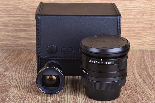 【台中品光攝影】CONTAX Biogon T* 21mm F2.8G21 G鏡  可轉接NEX M43 #22172J