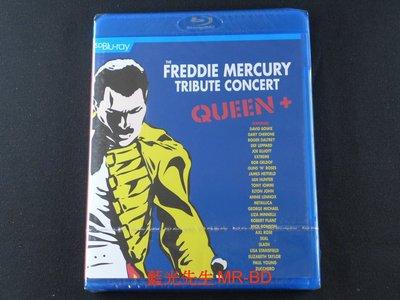 [藍光BD] - 群星向皇后樂團主唱 : 佛萊迪摩克瑞致敬演唱會 QUEEN : Freddie Mercury Tribute Concert