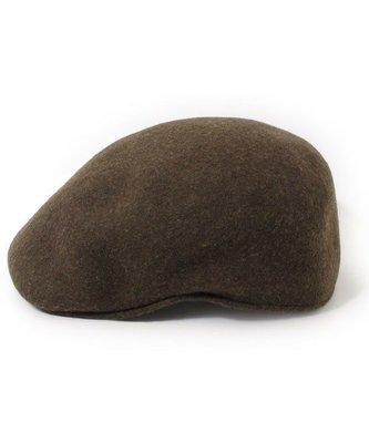 Ca4La日本製 極致復古質感挺版超立體羊毛小顏款報童帽 ,范范最愛款 (NO.1065)