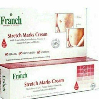 好評妊娠霜 Franch strech Marks Cream 125g(  肥胖 紋皮膚修護 適用)