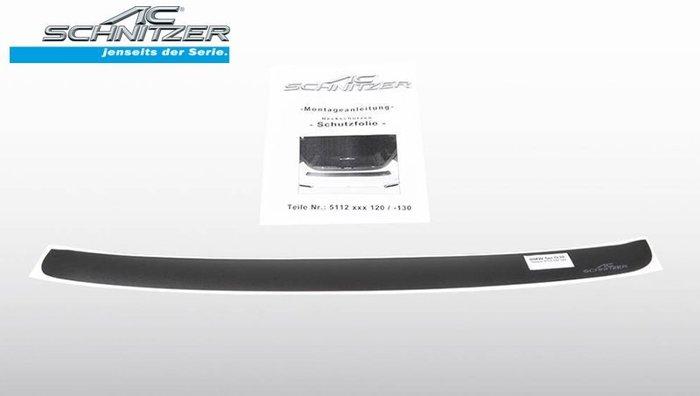 【樂駒】AC Schnitzer BMW i3 後車廂 行李箱 防刮 防滑 薄膜 襯墊 貼紙 置物