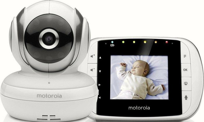 Motorola MBP33S 摩托羅拉嬰兒監視器