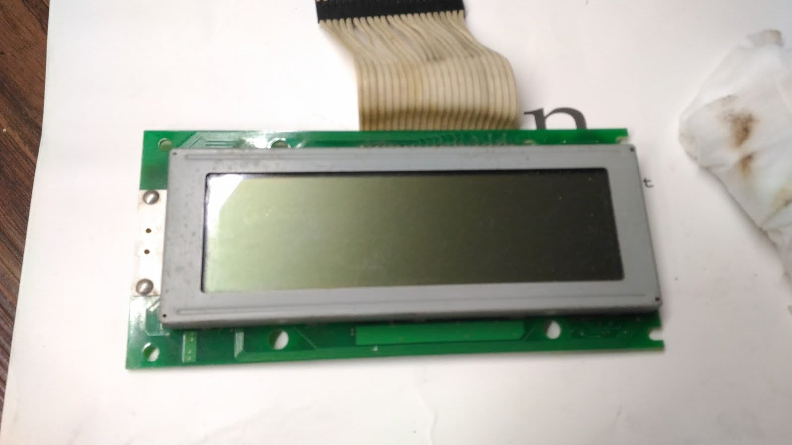 PHICO 印刷電路板LCD面板 D-0 94V-0