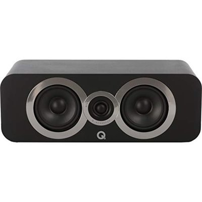 【興如】Q Acuostics Q3090ci 中置喇叭 黑/白/核桃木 三色 來電優惠 另售3050i 3010i