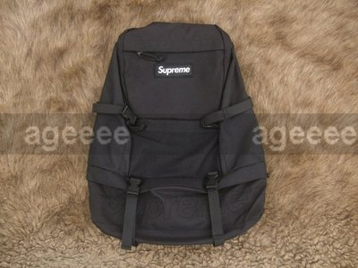 SUPREME 2015FW CONTOUR BACKPACK 39th 39代 後背包 台北市