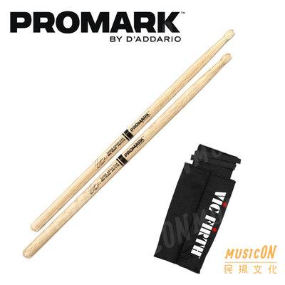 【民揚樂器】爵士鼓鼓棒 ProMark PW747W 5A鼓棒 Neil Peart簽名 Vic Firth鼓棒袋優惠購