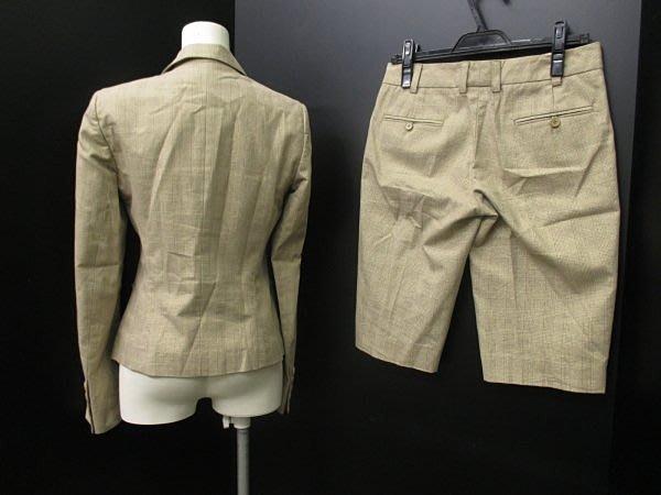 DKNY 女套裝 100%真品 西裝外套+短褲~展示新品