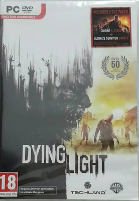 PC實體版【Dying Light The Following:Enhanced Edition垂死之光】 英文版