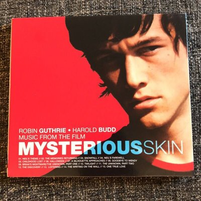 《神秘肌膚》電影原聲帶 Mysterious Skin O.S.T