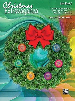 【599免運費】Christmas Extravaganza, Book3 Alfred 00-44537