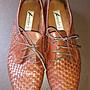 義大利品牌編織鞋/牛津鞋/紳士鞋