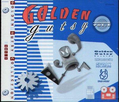八八 - GOLDEN GUTSY COLLECTION VOL.1 - 日版 - NEW