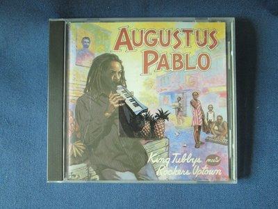 [非新品] Augustus Pablo-King Tubbys Meets Rockers Uptown-1976