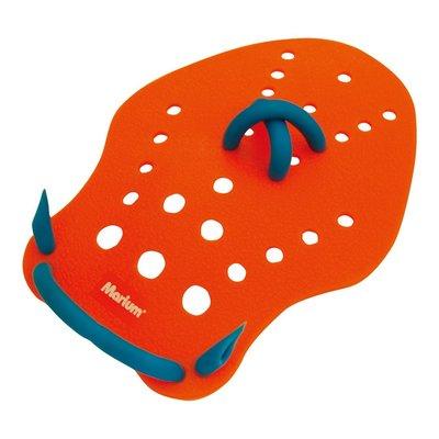 體育課 Marium MAR-5701B 划手板─中(共三色)橘色 藍色 淺藍 訓練器材 游泳 練家子
