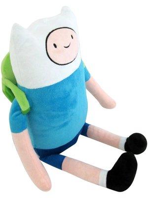 【卡漫迷】 阿寶 絨毛娃娃 48cm ㊣版 探險活寶 老皮 好朋友 布偶 玩偶 探險活寶 Adventure Time