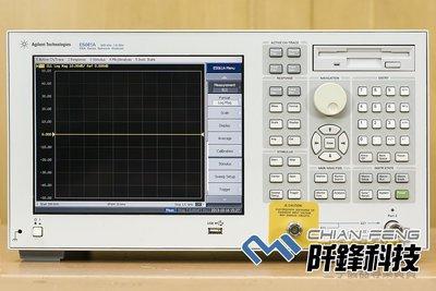 【阡鋒科技 專業二手儀器】安捷倫 Agilent E5061A 300kHz-1.5GHz 網路分析儀