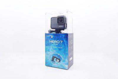 【台南橙市3C】GoPro Hero 7 Silver 全新品 4K運動攝影機 公司貨 保固內 #46383