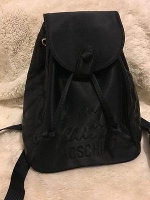 MOSCHINO PR-ADA BACKPACK BAG背包clutch背囊wallet銀包pan-dora di-or vintage hy-steric tiff-any旅行卡片套