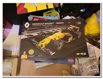 LEGO 樂高 LCP限定 雷諾Renault 40周年限量 R.S17 RS2027