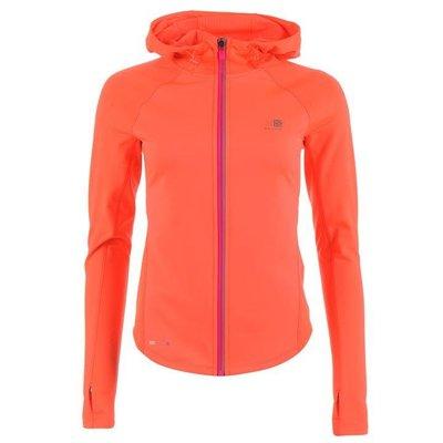 英國專業戶外運動品牌karrimor跑步防風軟殼彈性連帽長袖外套