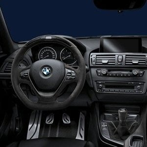 BMW M Performance steering wheel Alcantara 1er F20 F21/ 3er F30 F31 性能版方向盤